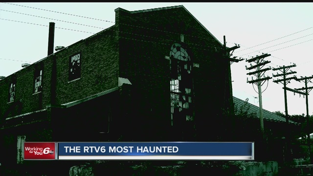 Haunted places in indianapolis