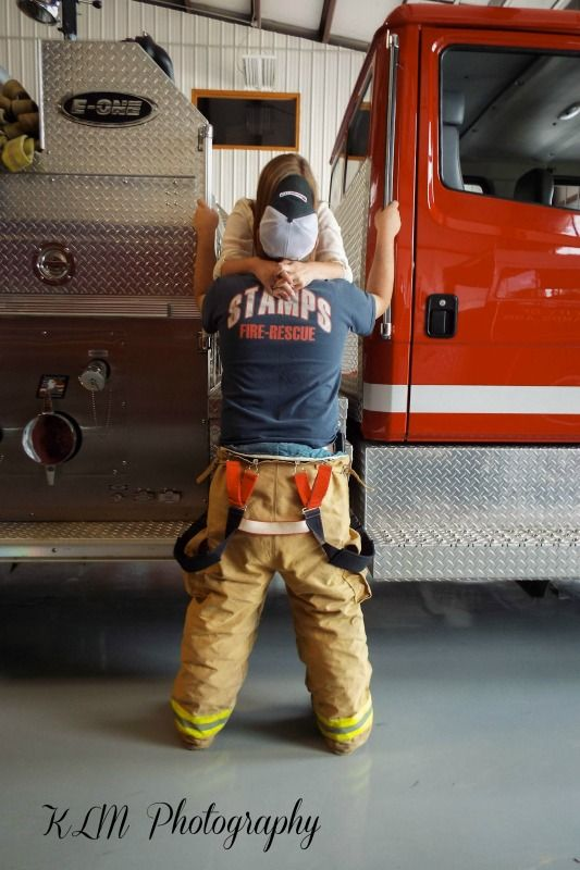 Having a relationship with a firefighter