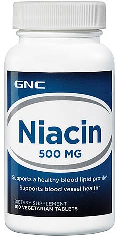 How fast does niacin work