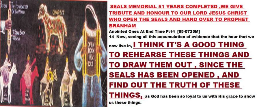 How many of the seven seals have been opened