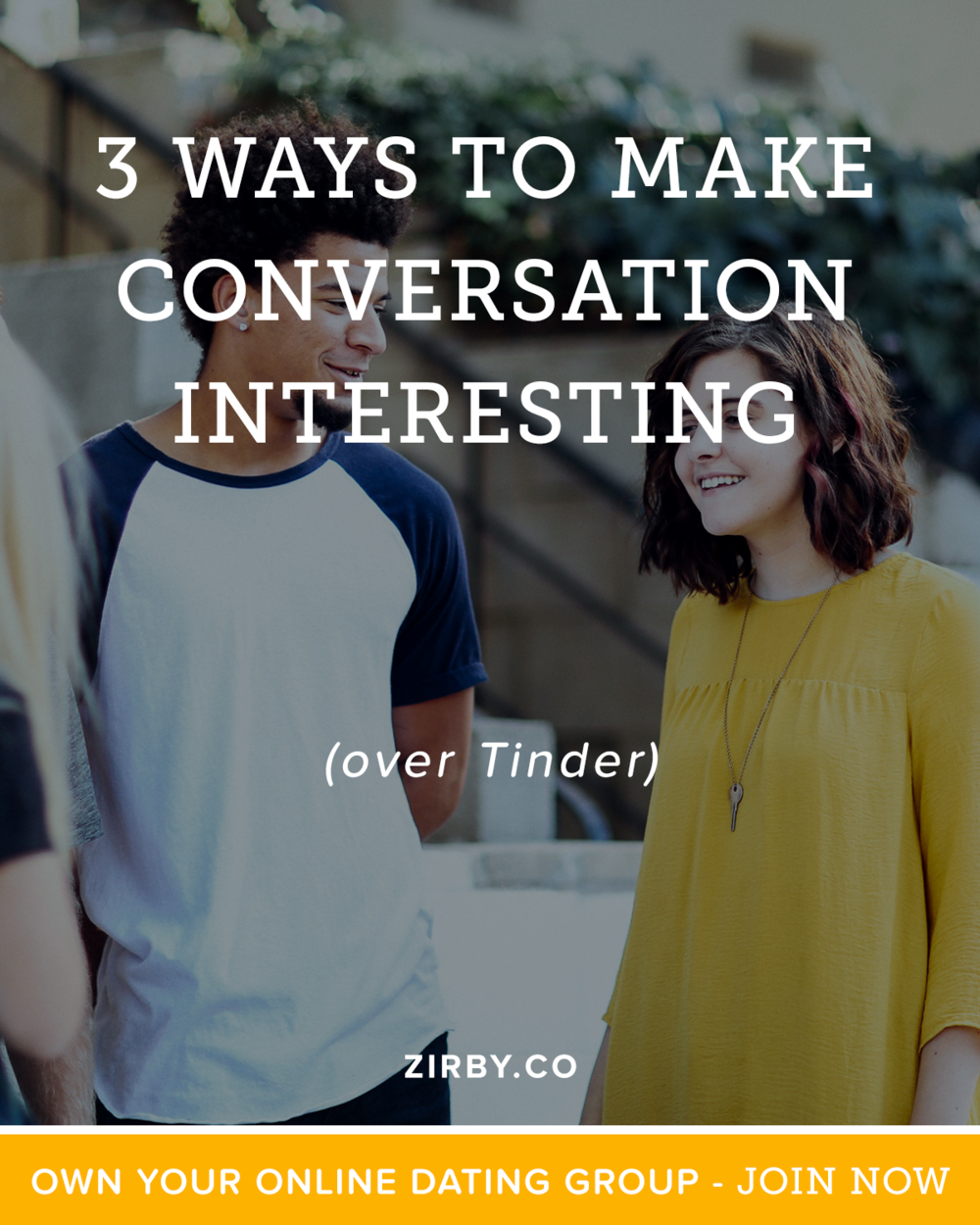 How to keep a conversation going online dating