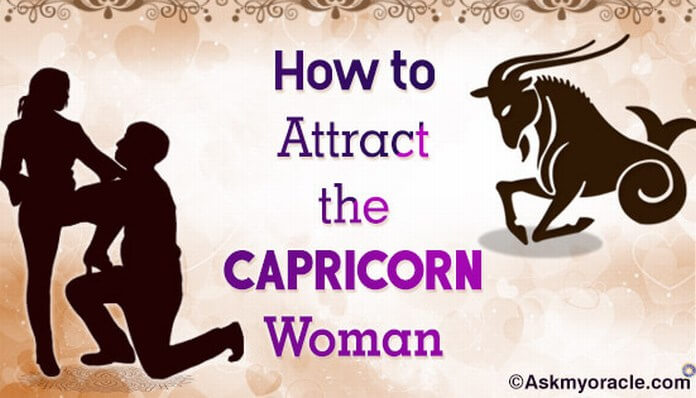 How to make a capricorn woman fall in love