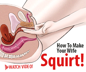 How to make a woman ejaculate