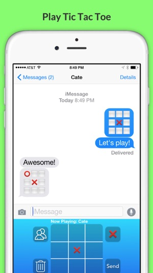 How to play the texting game
