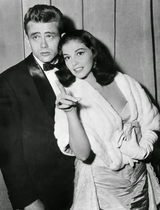 James dean and pier angeli relationship