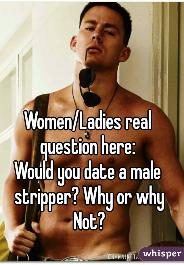 Men who date strippers
