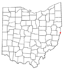 Mingo junction ohio zip code