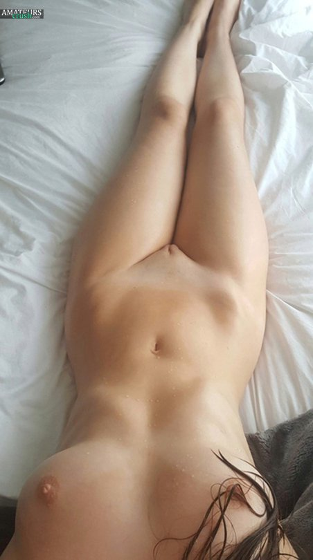 Naked in bed tumblr