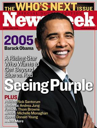 Newsweek article on obama matt patterson