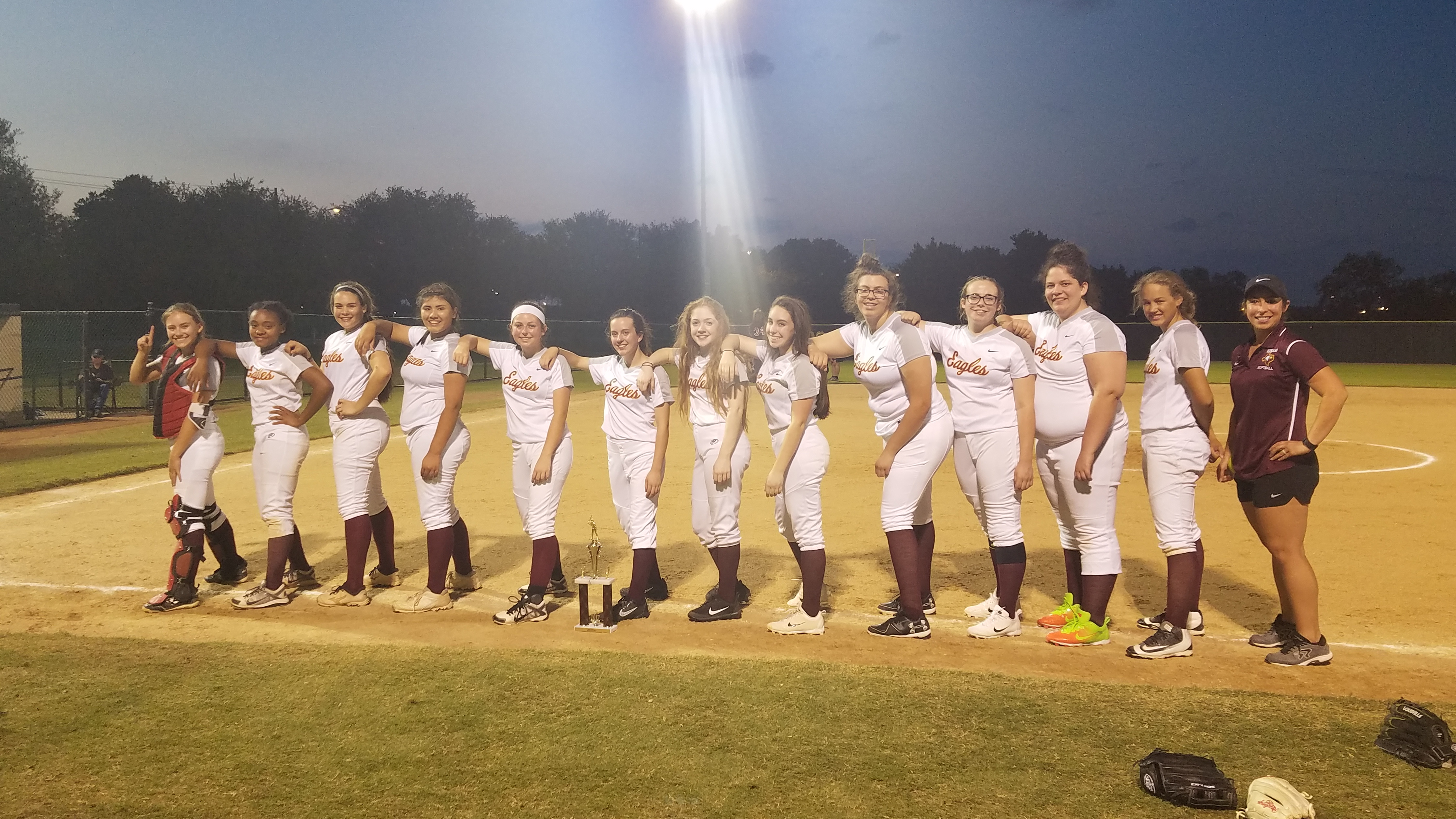 North richland hills softball