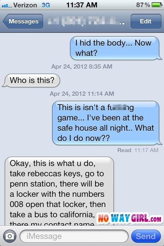 Numbers to text when bored