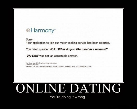 Online dating sucks for guys
