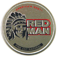 Red man fine cut natural