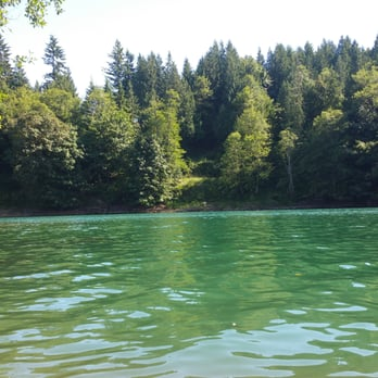 Riffe lake campground reservations
