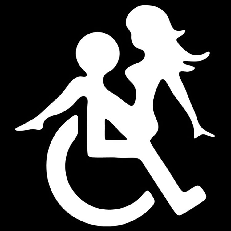 Sex in a wheelchair