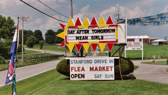 Stanford drive in ky