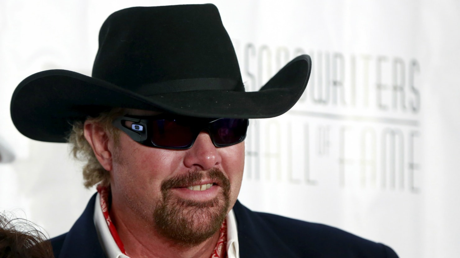 Thedailybeast toby keith inauguration