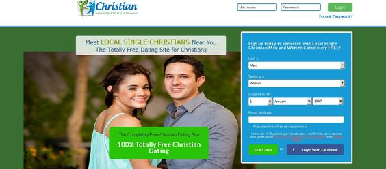 Totally free christian dating sites