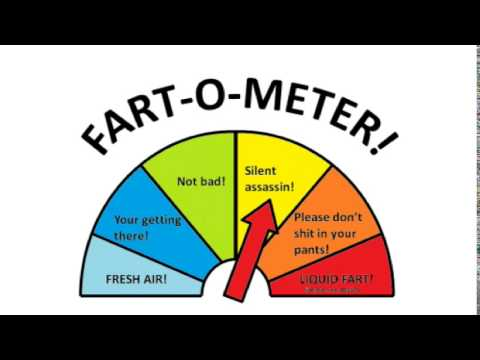 What does a fart sound like