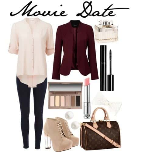 What to expect on a movie date