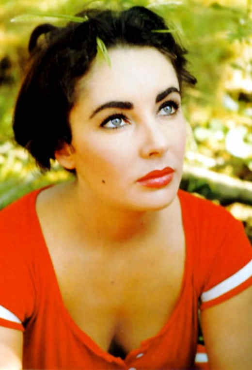 What year did liz taylor died
