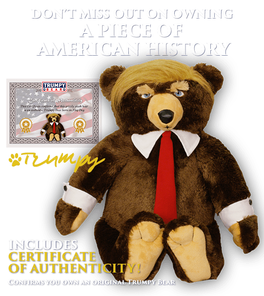 Where is trumpy bear made