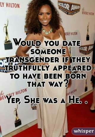 Would you date a transgender