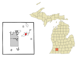 Zip code for galesburg mi